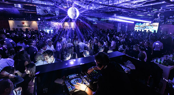 Creativespirit - Concepto Nightclub